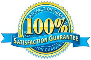 100% Guarantee Our Services
