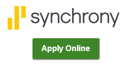 Synchrony Financing Options - Apply Online
